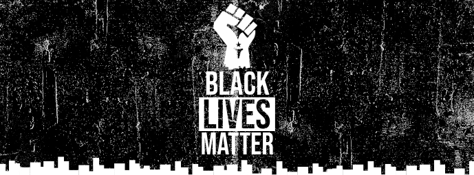 Black Lives Matter Campaign Facebook Cover Facebook-coverfoto template