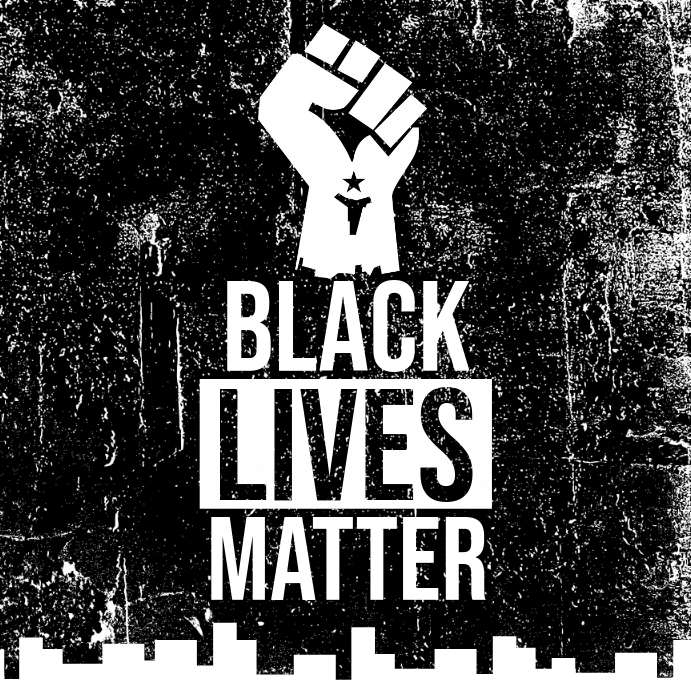 Black Lives Matter Campaign Instagram Post