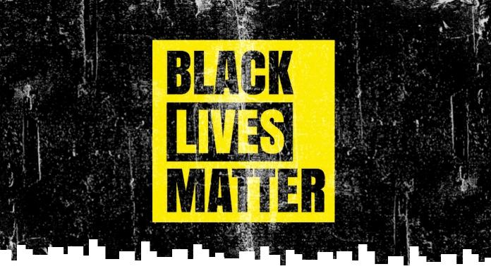Black Lives Matter Campaign Twitter Post Twitter-bericht template