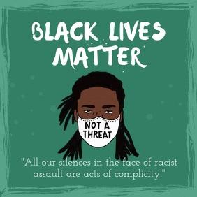 Black Lives Matter Instagram Video