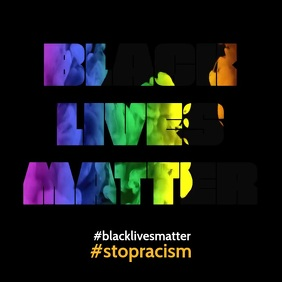 Black Lives Matter LGBT Gay Pride video