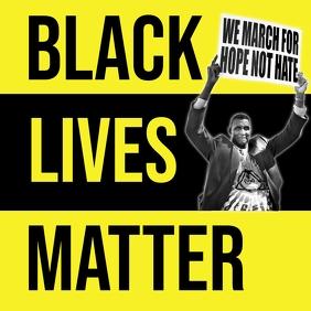 Black Lives Matter Premium Template