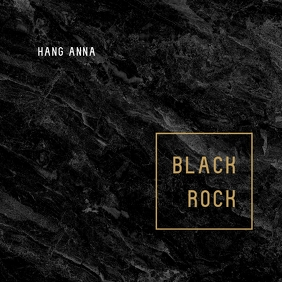 Black Rock CD Cover Texture