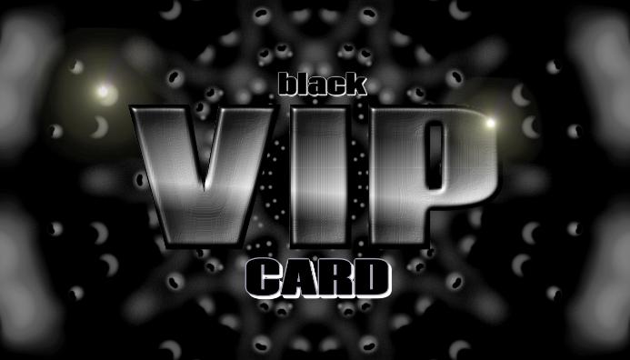 Black vip card template postermywall black vip card customize template maxwellsz