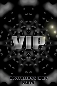 black vip party - exclusive