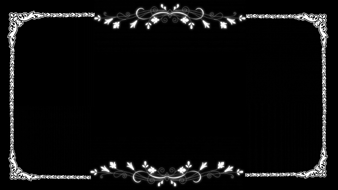 blank Inspiration Silent Movie Card 数字显示屏 (16:9) template