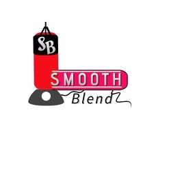 Blender Fitness Red Logo 2 Logotyp template