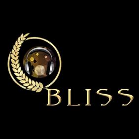 BLISS logo โลโก้ template