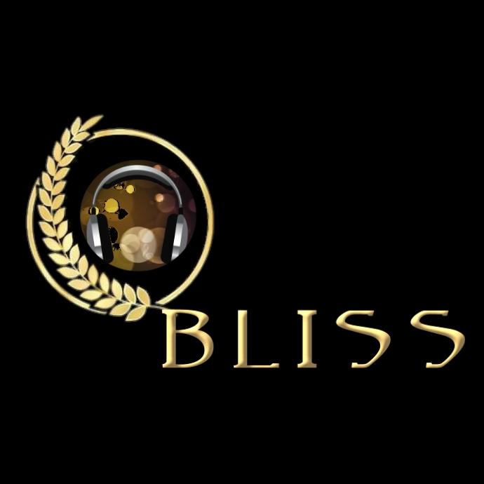 BLISS logo template