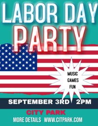 BLOCK PARTY LABOR DAY
