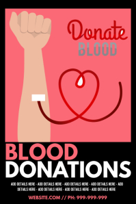 Blood Donation Poster