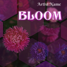 Bloom album art