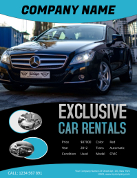 Create A Car Sale Flyer Online In Minutes PosterMyWall - Car for sale flyer template free