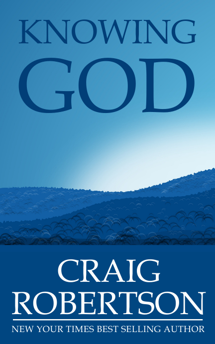 Blue Christanity Book Cover Portada de Kindle template