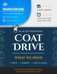 Blue Coat Drive Flyer