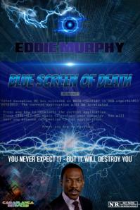 BLUE SCREEN OF DEATH Iphosta template