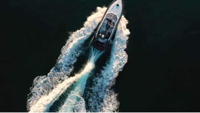boat and river Miniatura de YouTube template