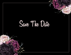Bobo Wedding Save The Date
