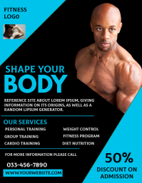 BODY FITNESS FLYER
