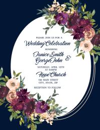 Boho Geometric Wedding Celebration