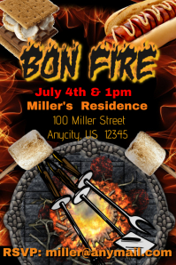 Bon Fire Event Party