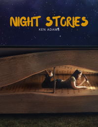 Book Cover Night stories Template