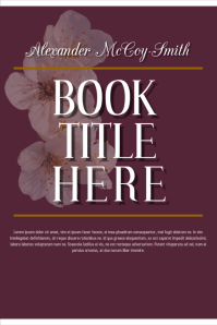 Book Cover  Cover Template