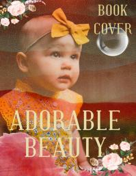 book cover template,artistic,album cover