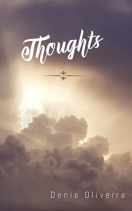 BOOK COVER THOUGS SKY Kindle/Book Covers template