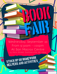 Book Fair Flyer