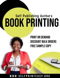 Book Printing Ad