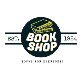 Book Shop Logo
