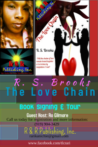 Book Signing Promo
