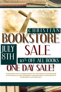 11 420 Customizable Design Templates For Book Sale