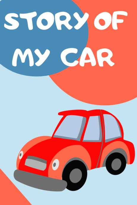 Bookcover Design Car story