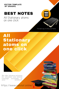 Books Cover TEMPLATE BY SHAGHIL