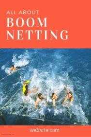 Boom Netting