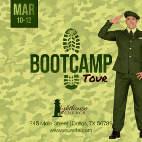 Bootcamp Tour