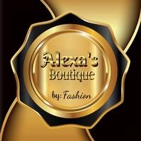 Boutique Gold Logo template