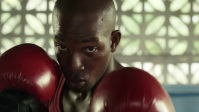 boxer is practicing boxing video Thumbnail sa YouTube template