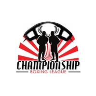 Boxing Championship League Logo Template