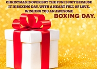BOXING DAY QUOTE TEMPLATE A6