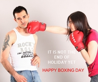 BOXING DAY QUOTE TEMPLATE Grand rectangle