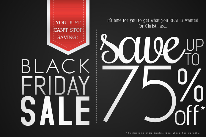 Boxing Day Retail Holiday Sale Discount Black Friday Store