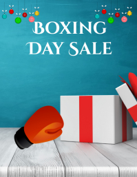 Boxing Day Retail Templates