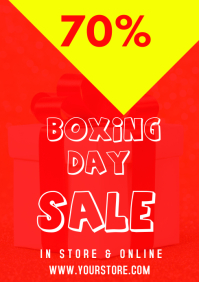 BOXING DAY SALE TEMPLATE