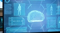 Brain and science YouTube Thumbnail template