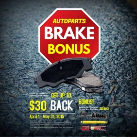 Brake Bonus Video Post