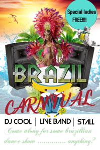 BRAZILIAN CARNIVAL FESTIVAL