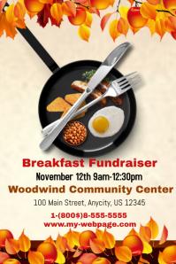 Breakfast Fundraiser
